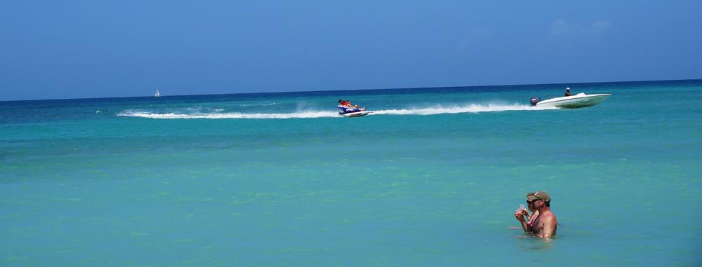 BBC Beach, Grenada, 17.3.2015