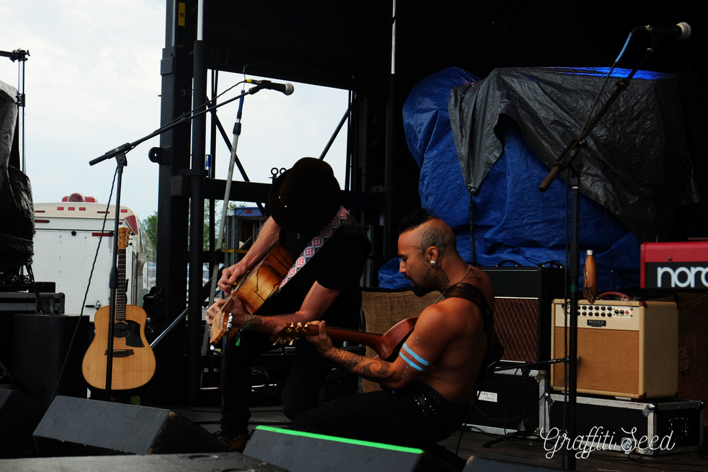 Nahko Bear and Medicine for the People