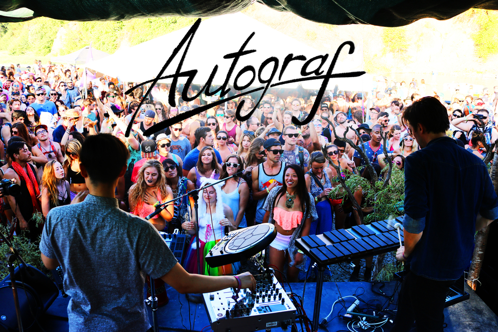 AUTOGRAF ENTRENCE