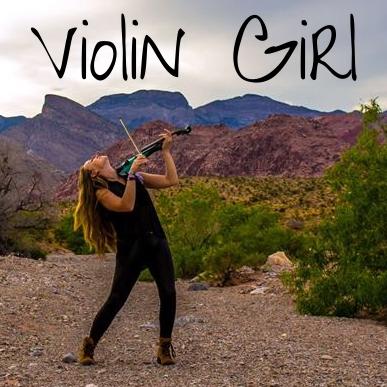 Violin Girl Thumb