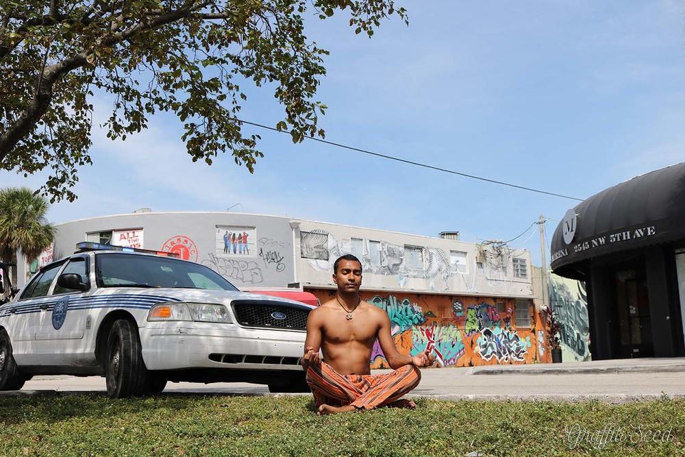 _Skylight Yoga_ Authorized-Unification-Meditation_AUM_Police_Wynwood_PD_Peaceful Defiance_Gandhi.jpg