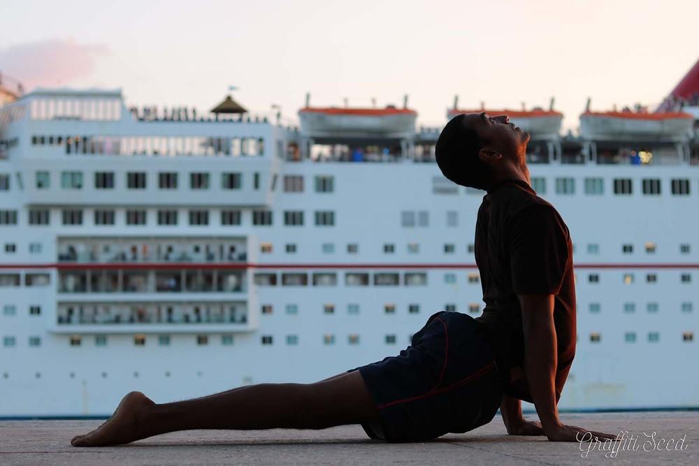 _Skylight Yoga_ Urdhvamukhasvanasana _ upward facing dog pose cruise south pointe park.jpg