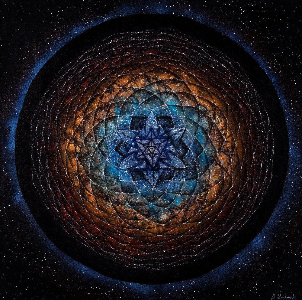 Pinecone Nebula