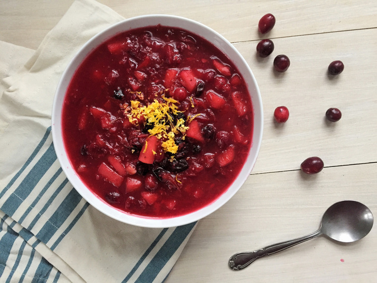 The Best Cranberry Sauce Ever