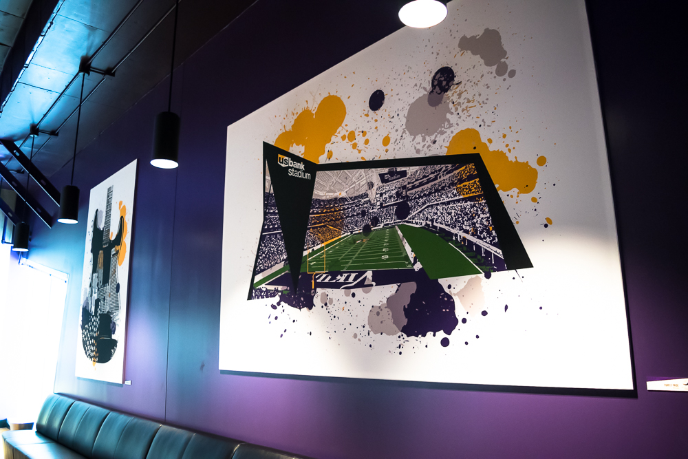 U.S. Bank Stadium Art Collection