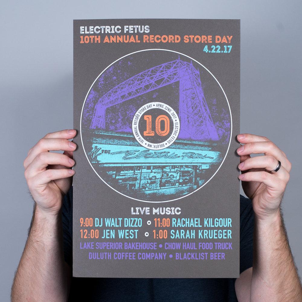 Electric Fetus RSD '17 - Duluth