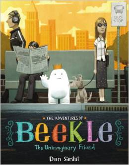 Caldecott Winner: BEEKLE by Dan Santat
