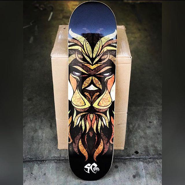 SCSK8 Tribal 🦁 #scsk8 #skateboard #skateboarding #skateordie #skatelife #skatelifestyle #scsk8.com