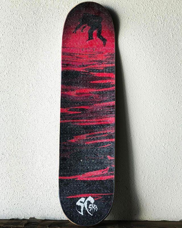 ⚡️ #scsk8 #skateboarding #skateboard #skate #skatelife #skateordie #instadaily #losangeles #california #space #spaceman #gravity #high