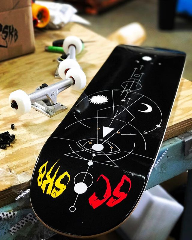 ⚡️ #scsk8 #skateboarding #skatelife #losangeles #dailygrind #skate #skateordie #skateallday