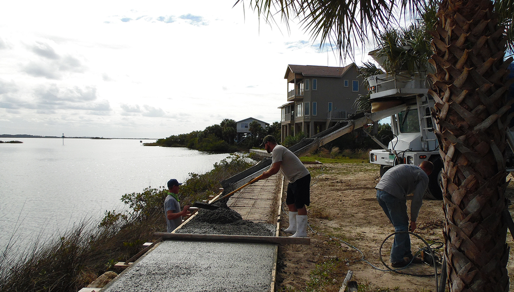 Pine Island - Spring Hill - Concrete Pour Walkway.jpg