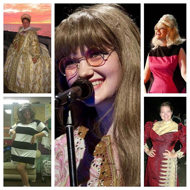 So #FunFact, I used to be a professional theatre actress! I went to the College Conservatory of Music in Cincinnati for college, left early, and worked in NYC and all over the country for many years as a singer/actress in regional theatres! Since it's #halloween, I thought it would be fun to post my favorite costumes. My favorite roles will always be Janis Joplin and Tracy Turnblad in Hairspray. While part of me will always miss this, I am forever grateful for the path that I am on now. If I could tell this version of myself one thing, it would be to hold on as this dream changes, because a better one is dawning. #costumes #theatre #trickortreat #flashback