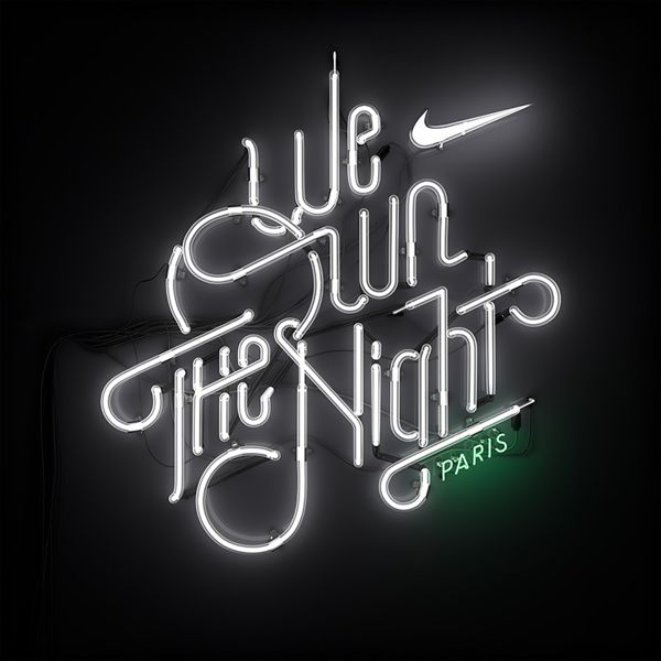Neon Signage // THE FINISH BLOG