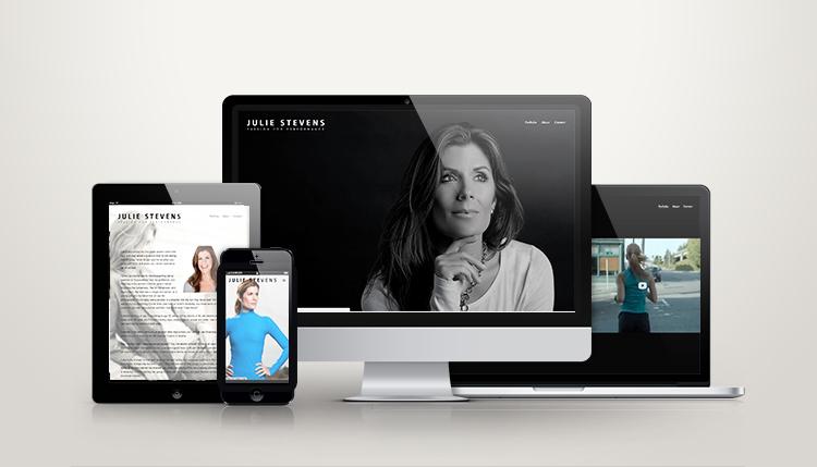 Julie Stevens Website