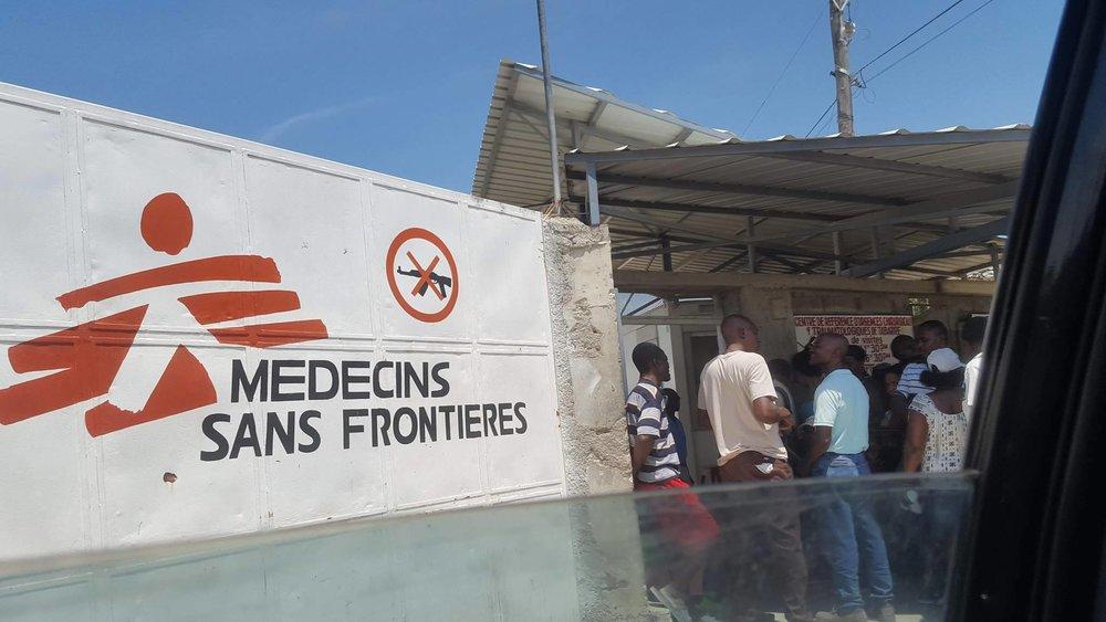 medecins san frontieres