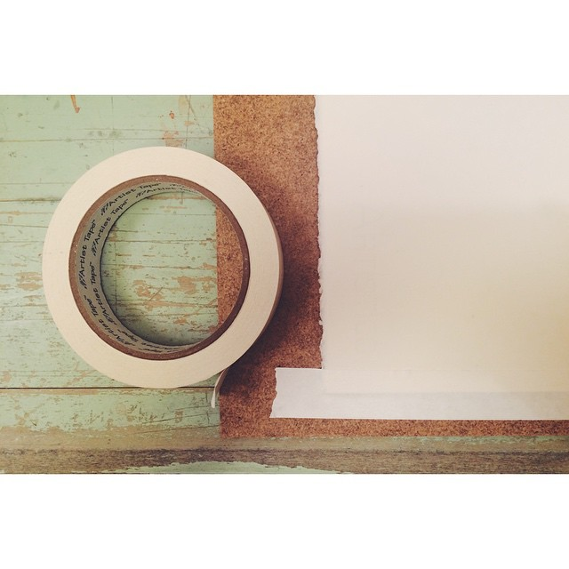 evenings in the studio with deckle edges (at ccstudio)