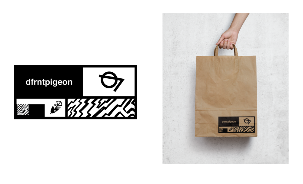 Sticker & Bags
