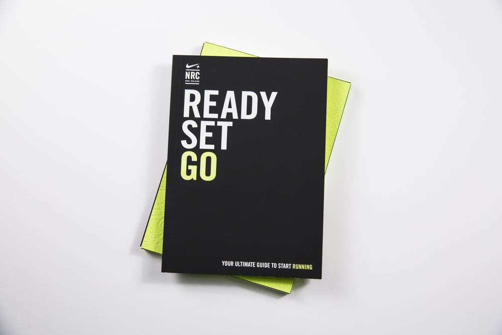 Ready, Set, Go: Book Design