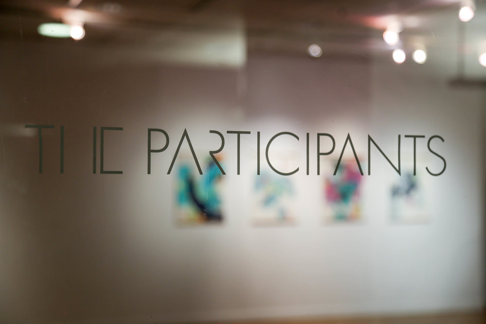 The Participants, Group Show