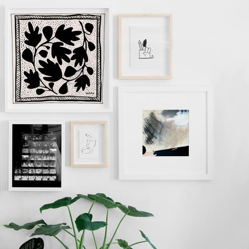 paper float frame by simply framed claiborne colombo
