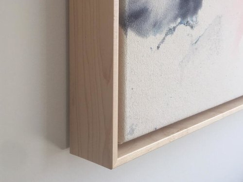 Canvas Float Frame by Simply Framed — Claiborne Colombo