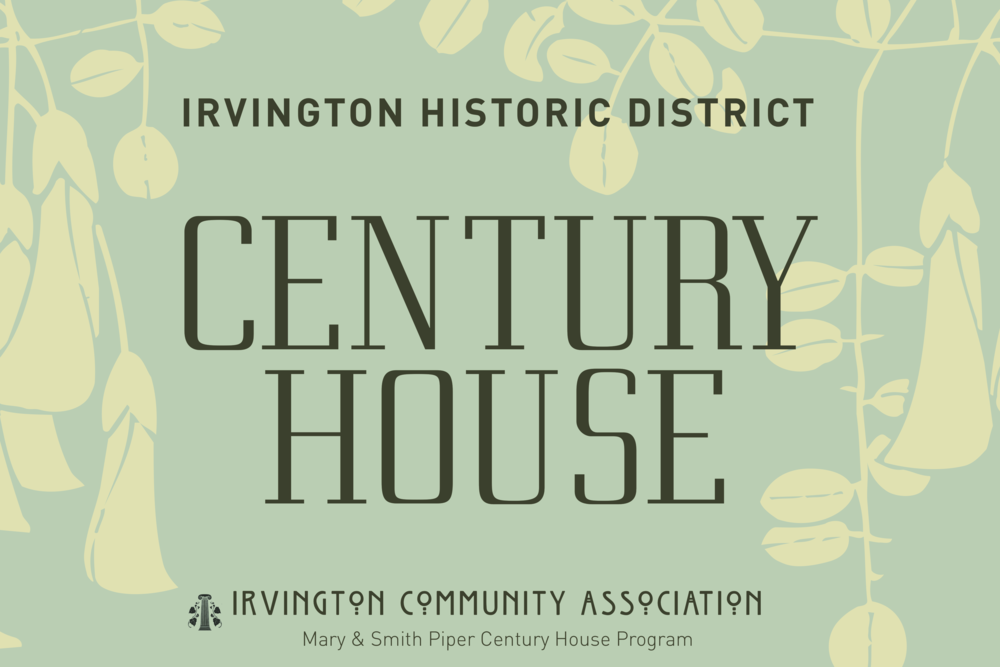 Century House sign