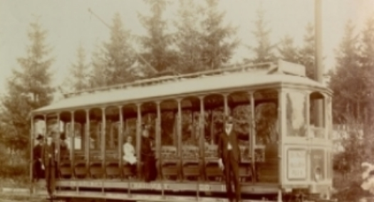 Irvington streetcar