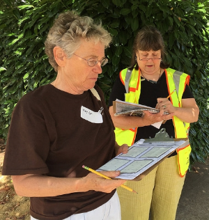 Street Tree Inventory volunteers record data 8-15-15.jpg