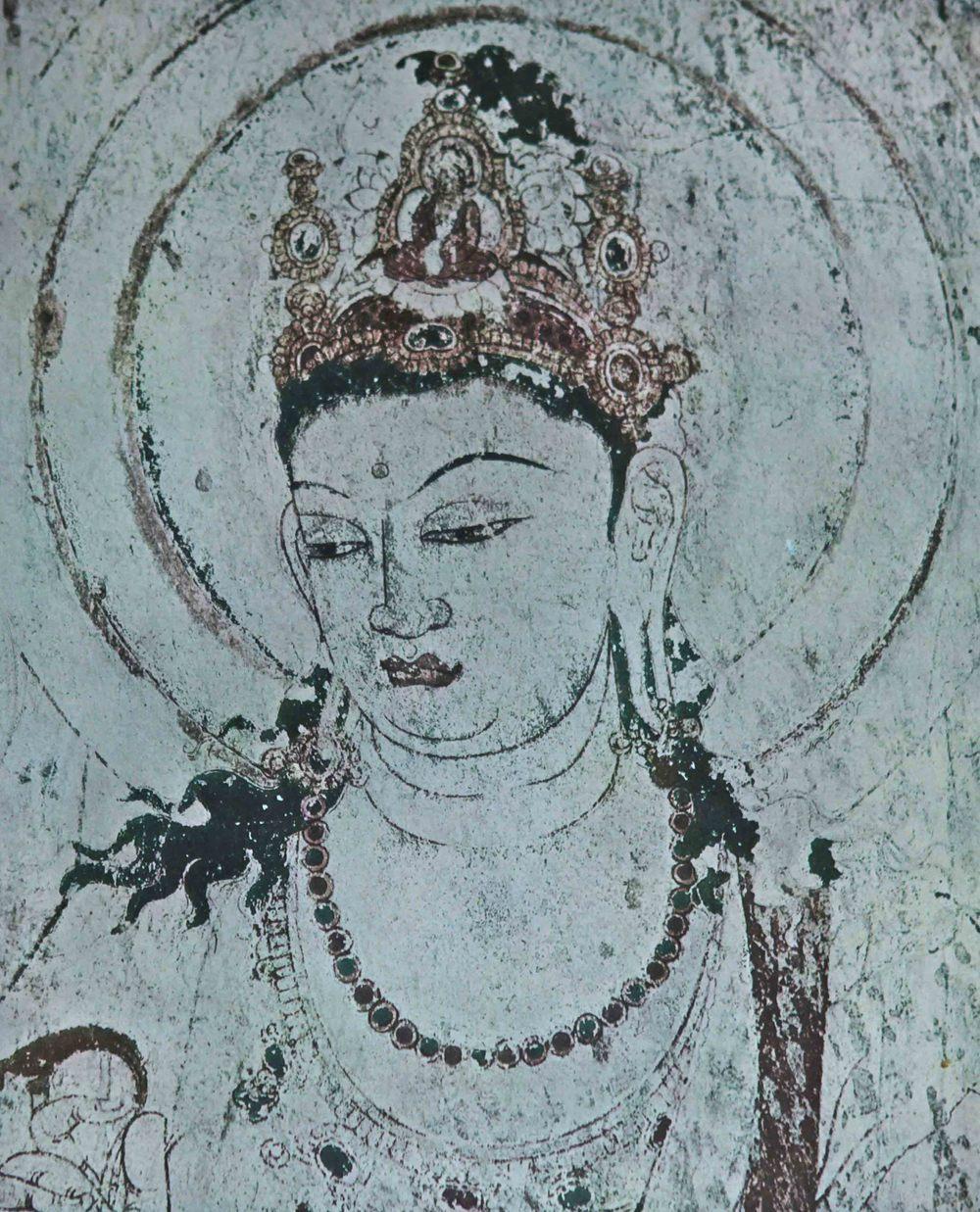 Avalokiteshvara Bodhisattva - freies Sehen mit Mitgefühl