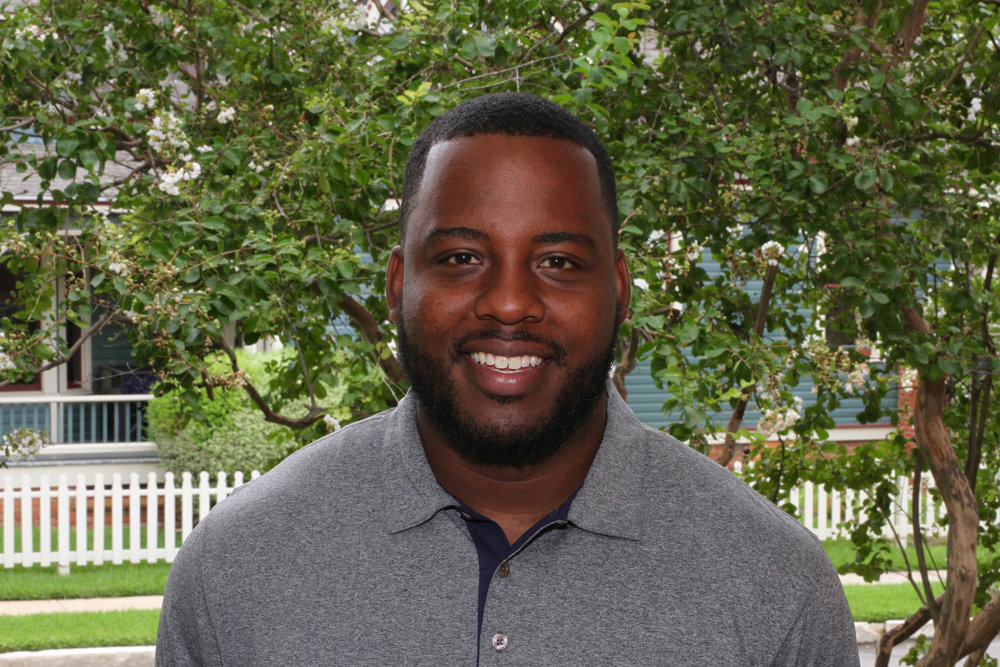 Darrion spent five years as a probation officer with Dallas County before joining Behind Every Door as the Community Director at Roseland. He volunteered with Behind Every Door throughout his time with Dallas County, helping mentor kids, host basketball tournaments, and recruit his church to serve the community. Darrion grew up in Pleast Grove, attending Spruce High School. He then went on to play quarterback and graduate from Langton University