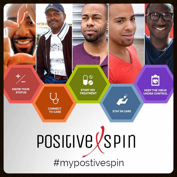 #MyPositiveSpin Campaign