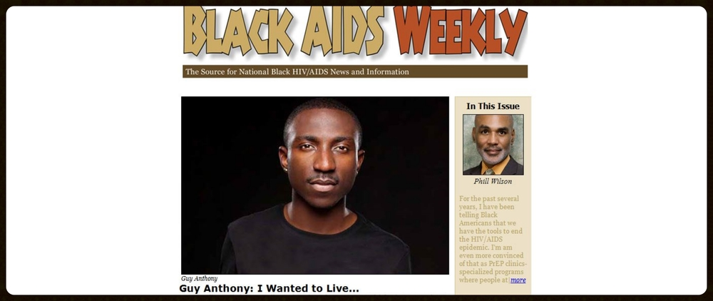 Black AIDS Weekly