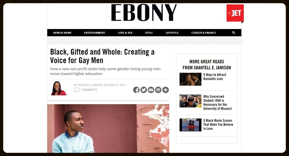 Ebony.Com October 2015