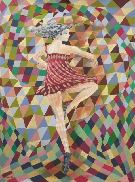 Harlequin Dancer