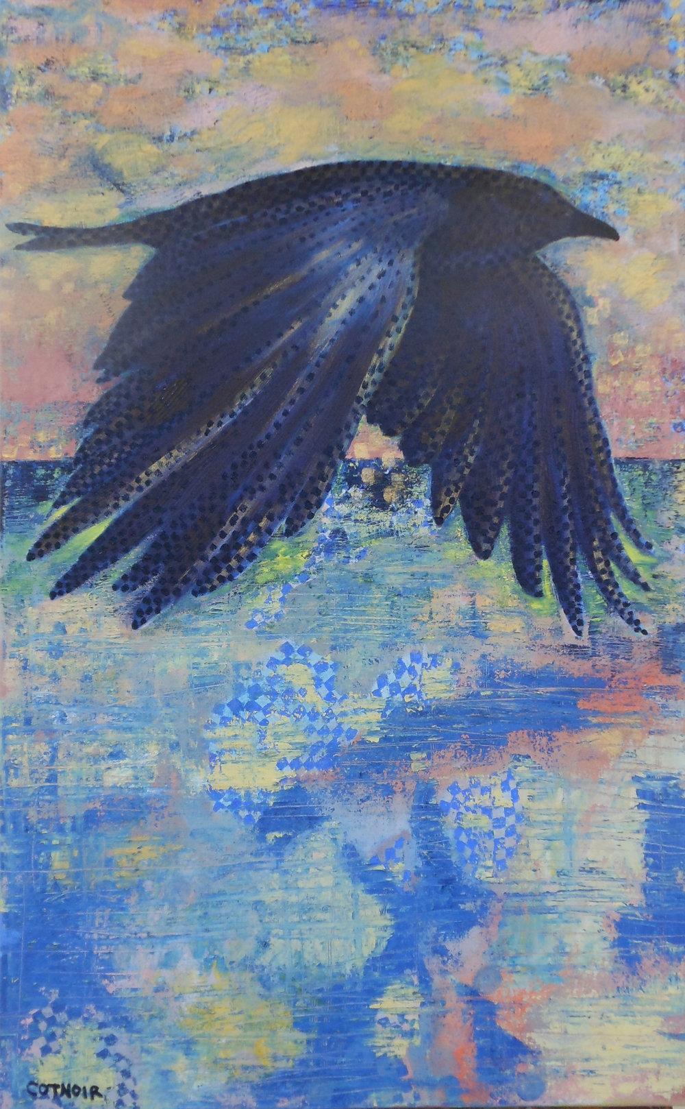 As the Crow Flies #1