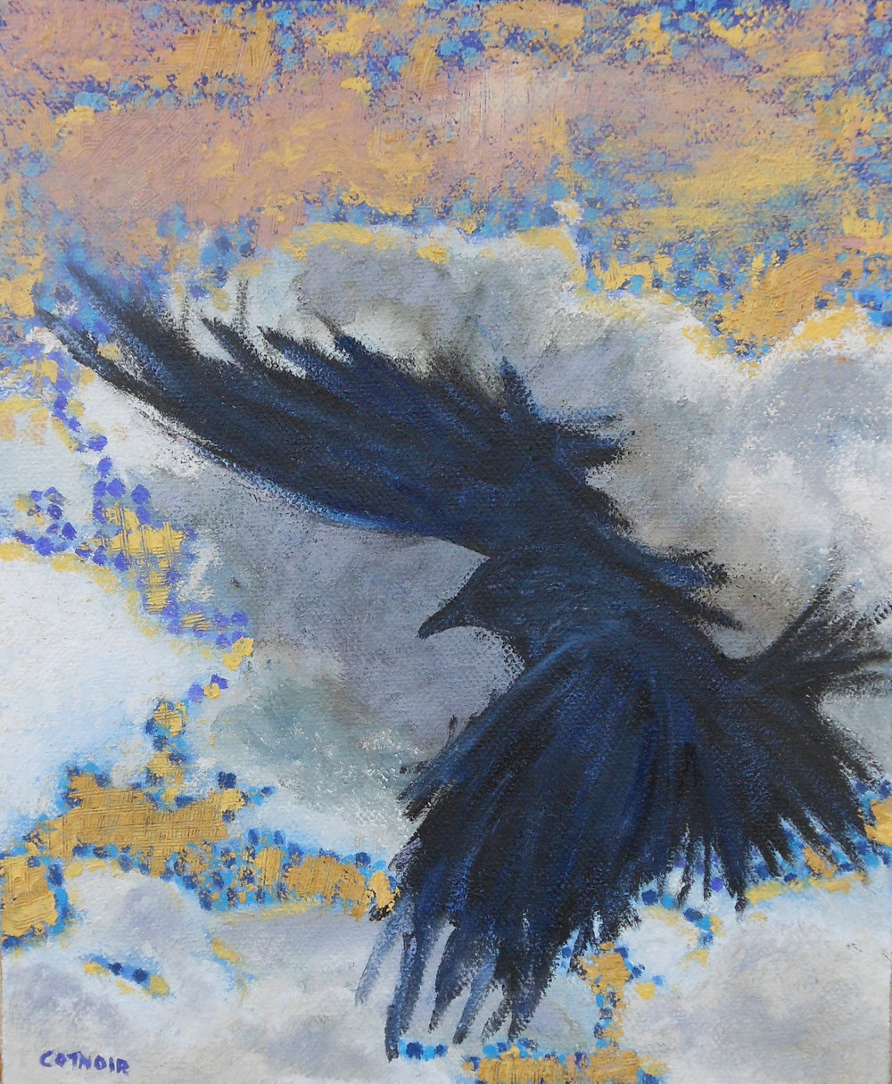 As the Crow flies #2
