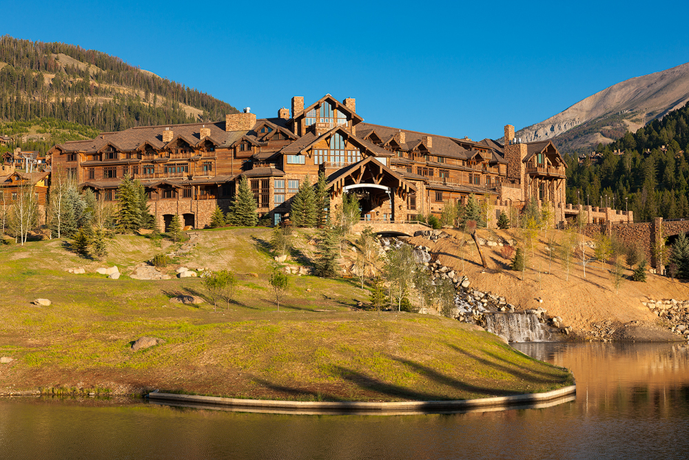 Warren Miller Lodge : Yellowstone Club, Big Sky, MT