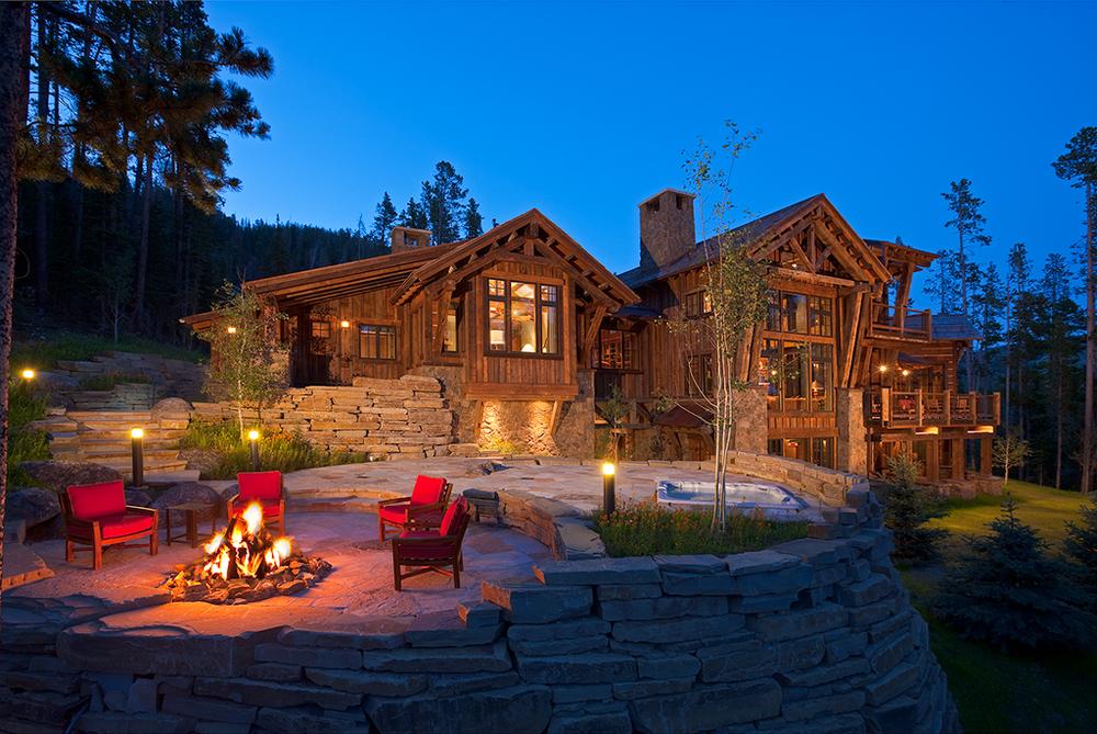 Custom Residential: Big Sky, MT