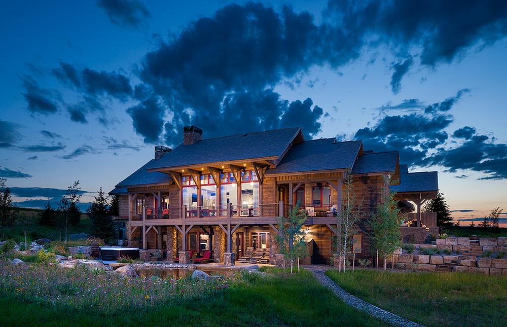 Custom Residential: Bozeman, MT