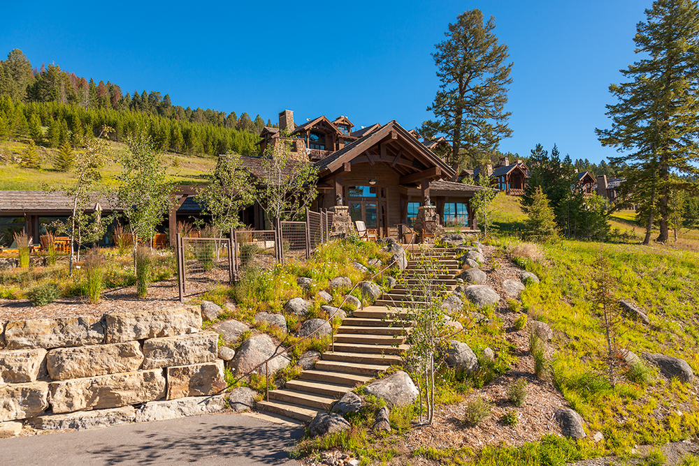Custom Residential: Big Sky, MT