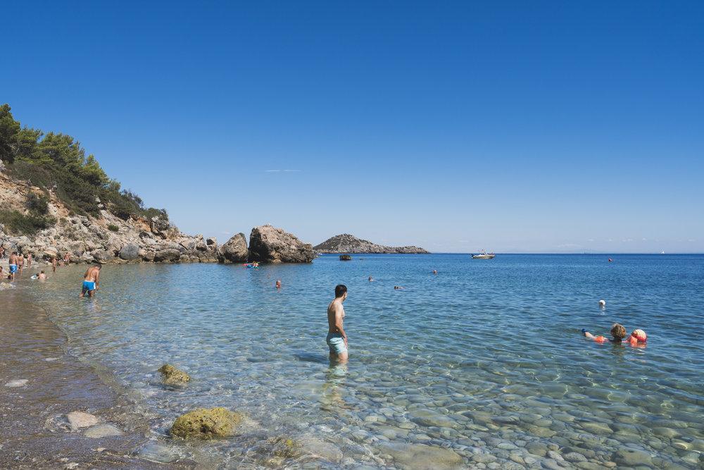 Spiagge d'Acqua Dulce