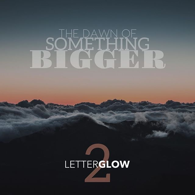 We're proud to announce that LetterGlow 2 is here! Months of hard work have got us to this point and we're so happy to bring it to you today. Thank you for all your feedback that certainly helped shape the new direction for LetterGlow. We're still listening of course so please let us know what you think of the new update. - Have fun unleashing your creativity with LetterGlow! - #letterglow #graphicdesign #typography #creativity #designfreedom