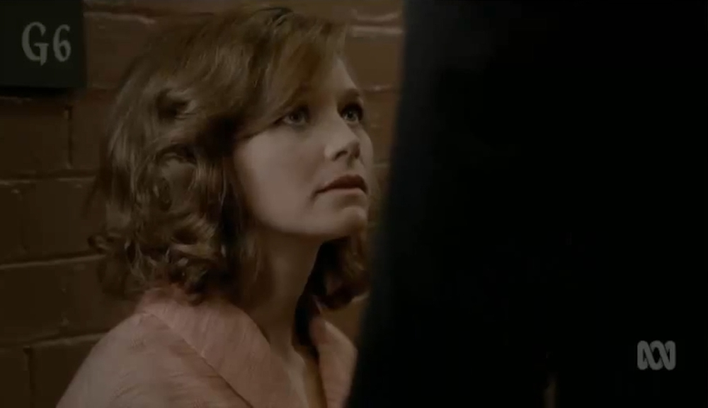 """Catherine"" in The Doctor Blake Mysteries"