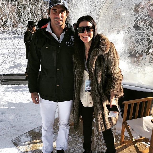 A look back on a few magical days out west covering the tradition of Snow Polo for @forbes, starring @nachofigueras, @stregishotels and a super chic cast of characters who get it done at 12,000 feet! My story, link in bio....