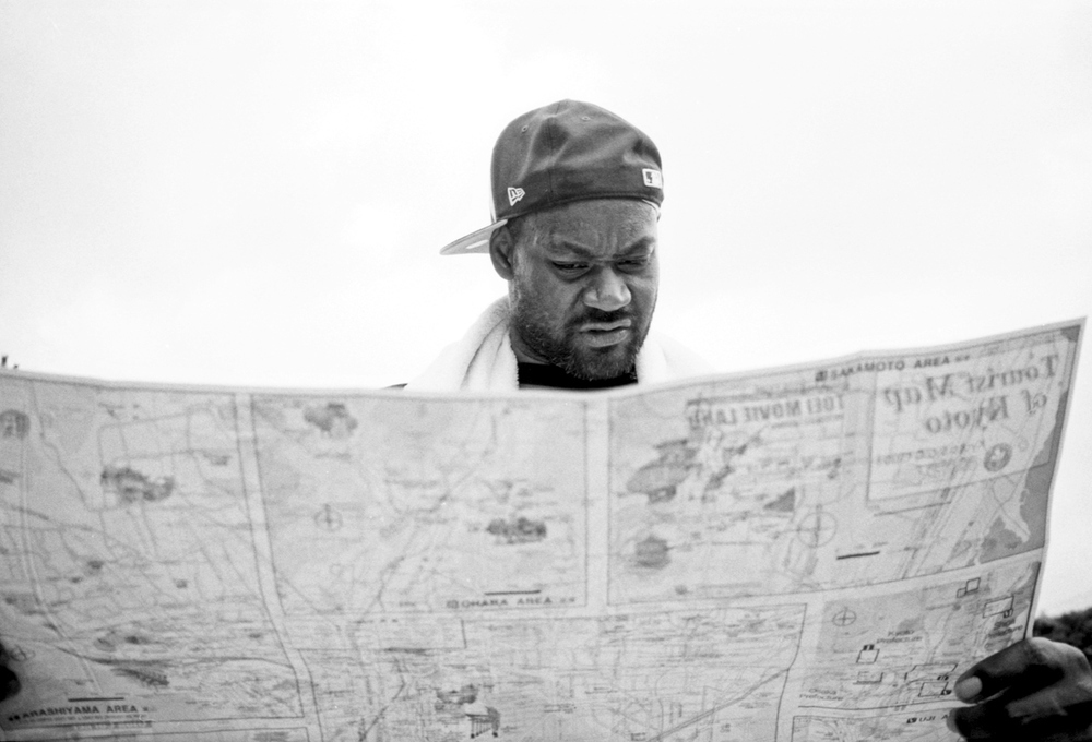 GHOSTFACE - KYOTO, JAPAN - 2007