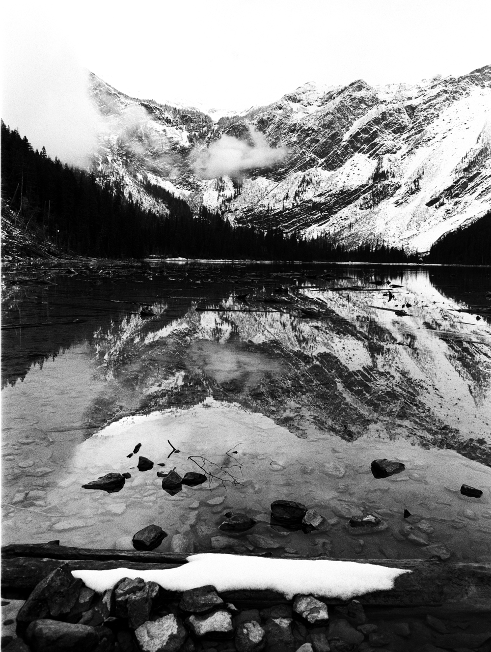 AVALANCHE LAKE - MONTANA - 2010