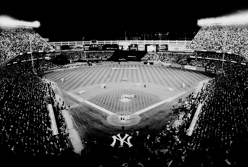 LAST GAME - YANKEE STADIUM - 2008