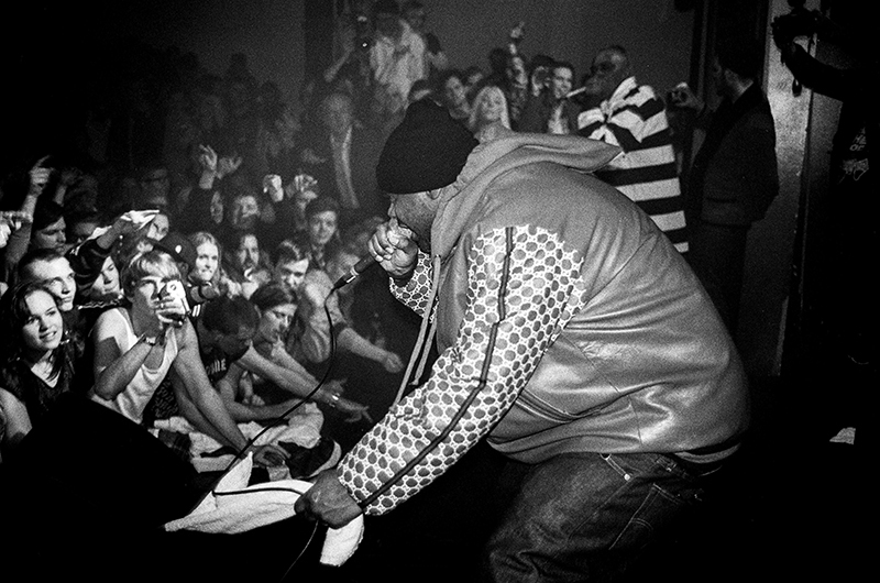 GHOSTFACE - ICELAND - 2011