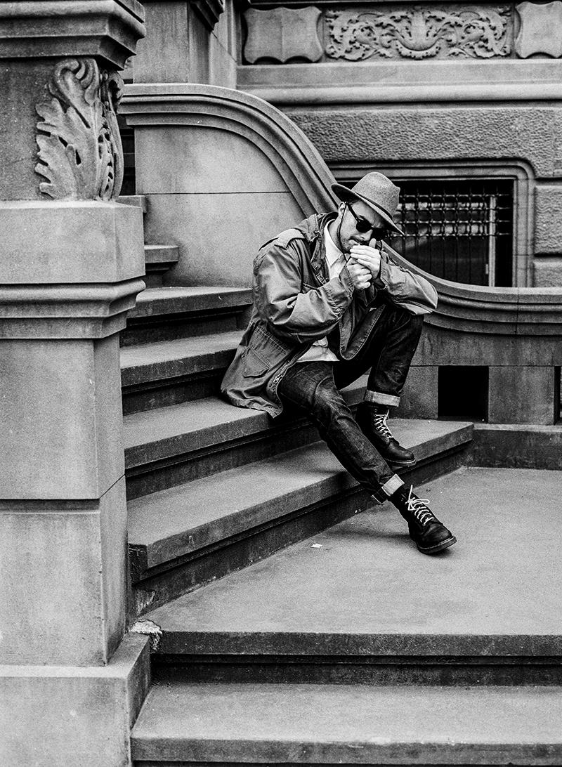 IAN LONGWELL - NYC - 2012