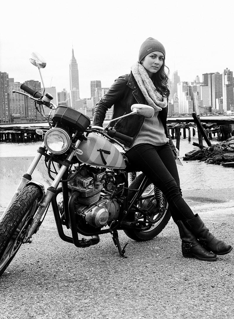 EMMA LOVEWELL - NYC - 2012